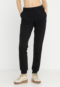 ONLY Play - ONPELINA PANTS - Jogginghose - black - 0