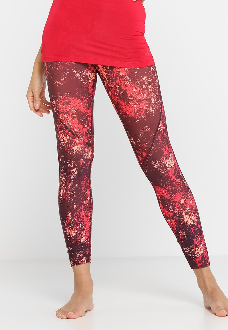 ONLY Play - ONPBERYL YOGA TRAINING TIGHTS - Tights - paradise pink