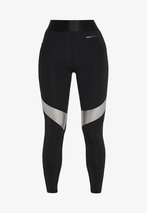 ONPPEPPER TRAINING - Tights - black