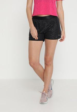 ONPPEPPER TRAINING SHORTS - Sports shorts - black