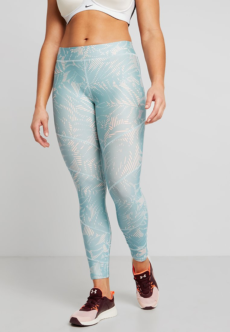 ONLY Play - ONPMARLEE TRAINING CURVY - Tights - sea