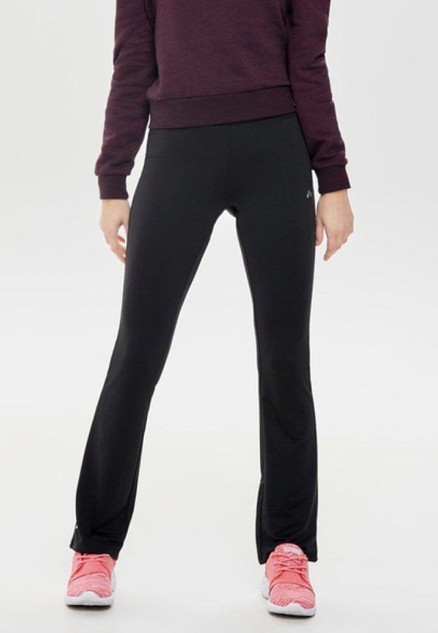 JAZZ - Trousers - black