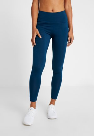 ONPTANGERINE LEGGINGS - Tights - gibraltar sea/french blue/celo
