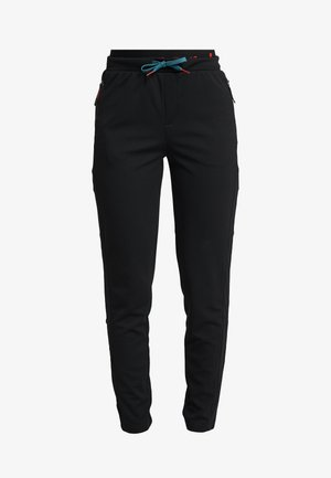 ONPEVE PANTS - Joggebukse - black/shaded spruce/flame scar