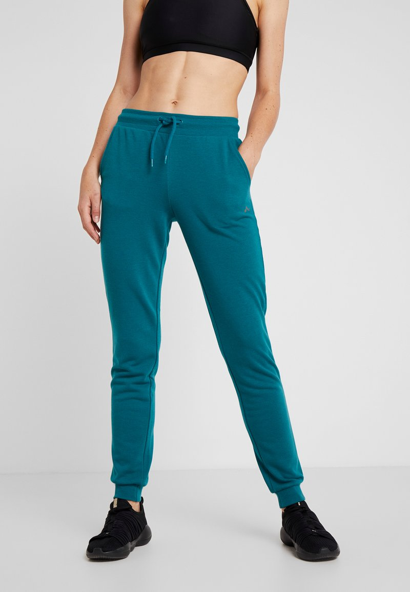 ONLY Play - ONPELINA PANTS OPUS - Tracksuit bottoms - shaded spruce