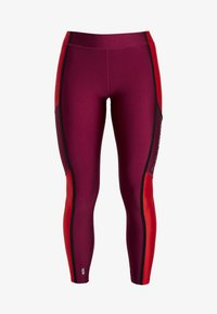 ONLY Play - ONPJASLYN TRAINING - Collant - beet red/flame scarlet - 5