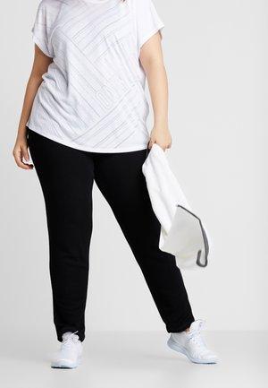 ONPJENNA PANTS CURVY - Pantalones deportivos - black