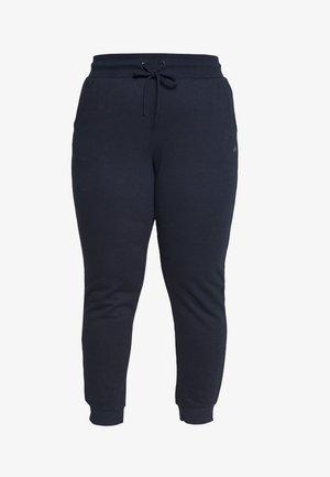 ONPELINA PANTS CURVY  - Joggebukse - navy blazer