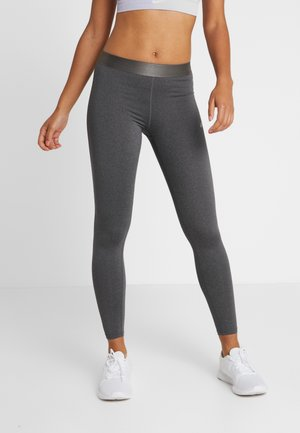 ONPORA TRAINING - Legging - dark grey melange