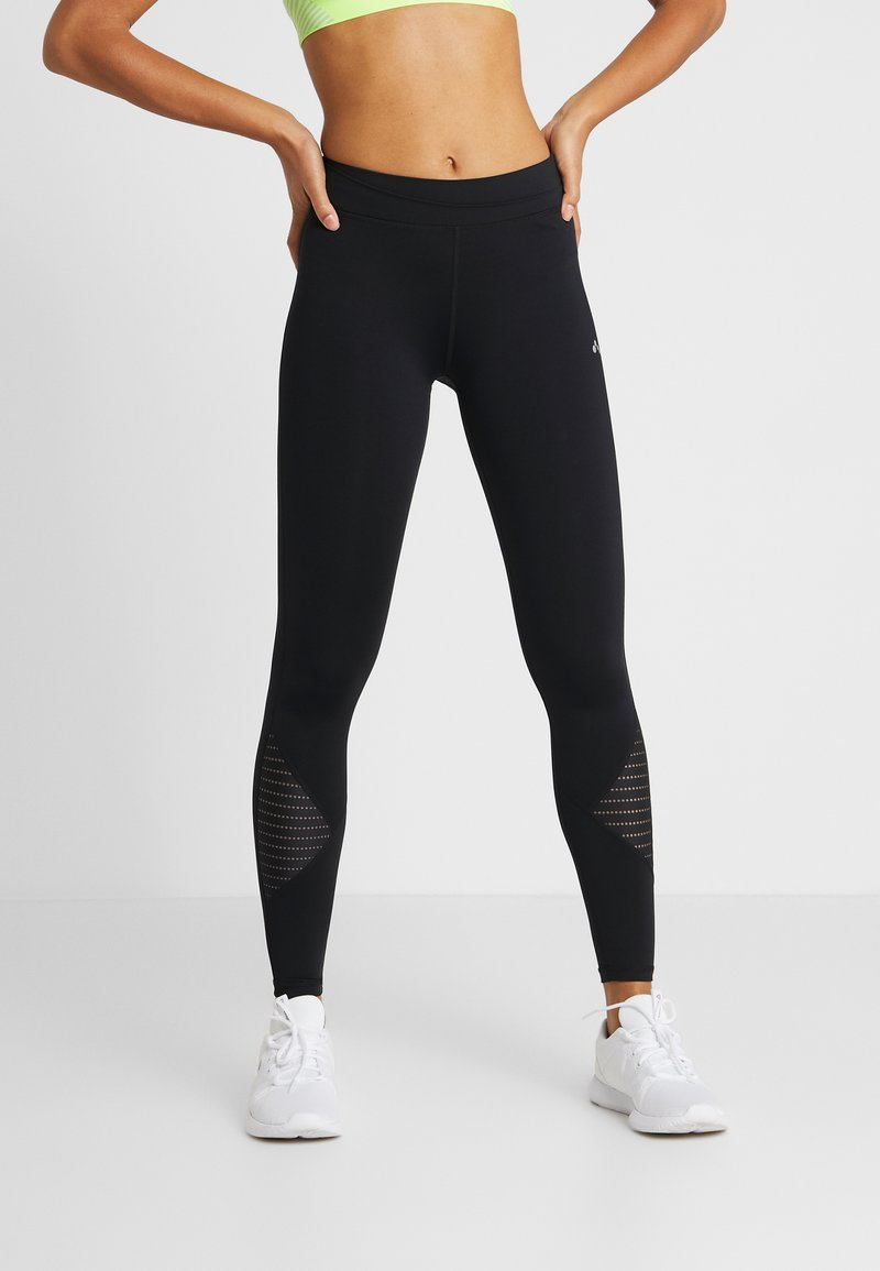ONLY Play - ONPOLYA SHAPE UP TRAINING - Tights - black