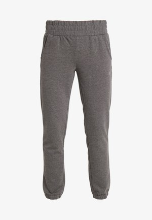 ONPJULITTA LOOSE PANTS - Spodnie treningowe - medium grey melange
