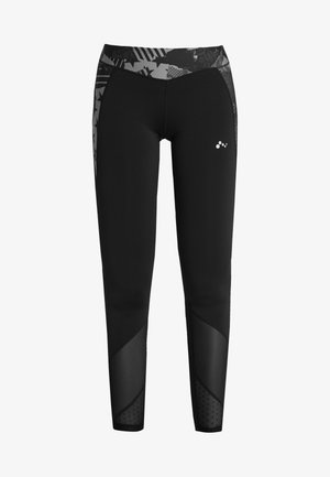 ONPCAPELLA TRAINING  - Legginsy - black/phantom