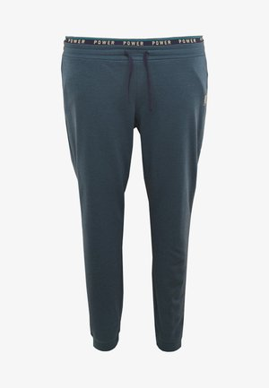 ONPNAHLA PANTS CURVY - Pantaloni sportivi - shaded spruce/melange