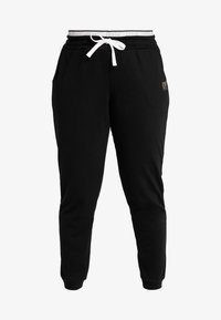 ONLY Play - ONPNAHLA PANTS CURVY - Verryttelyhousut - black - 4