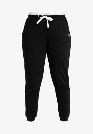 ONPNAHLA PANTS CURVY - Pantalon de survêtement - black