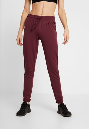 ONPJAVA LOOSE PANTS - Pantaloni sportivi - purple