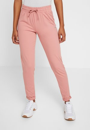 ONPJAVA LOOSE PANTS - Tracksuit bottoms - dusty rose