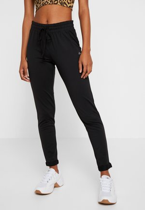 ONPJAVA LOOSE PANTS - Trainingsbroek - black