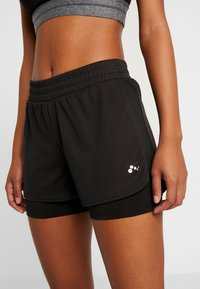 ONLY Play - ONPJAVA LOOSE SHORTS - Sports shorts - black - 3
