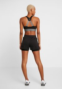 ONLY Play - ONPJAVA LOOSE SHORTS - Sports shorts - black - 2