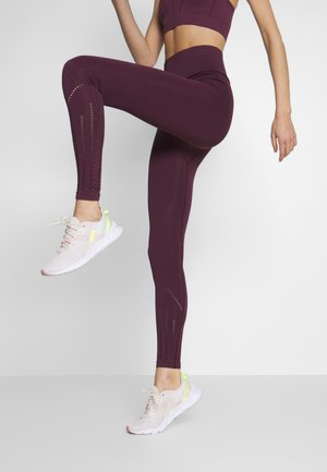 ONPJAVA CIRCULAR - Leggings - fig