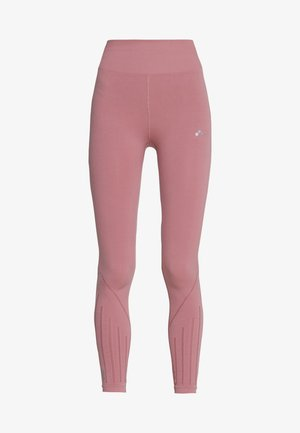 ONPJAVA CIRCULAR - Tights - dusty rose