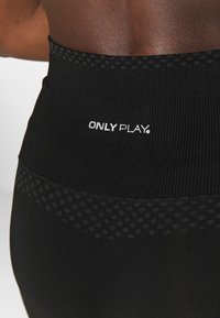 ONLY Play - ONPJAMINA CIRCULAR - Tights - black - 4