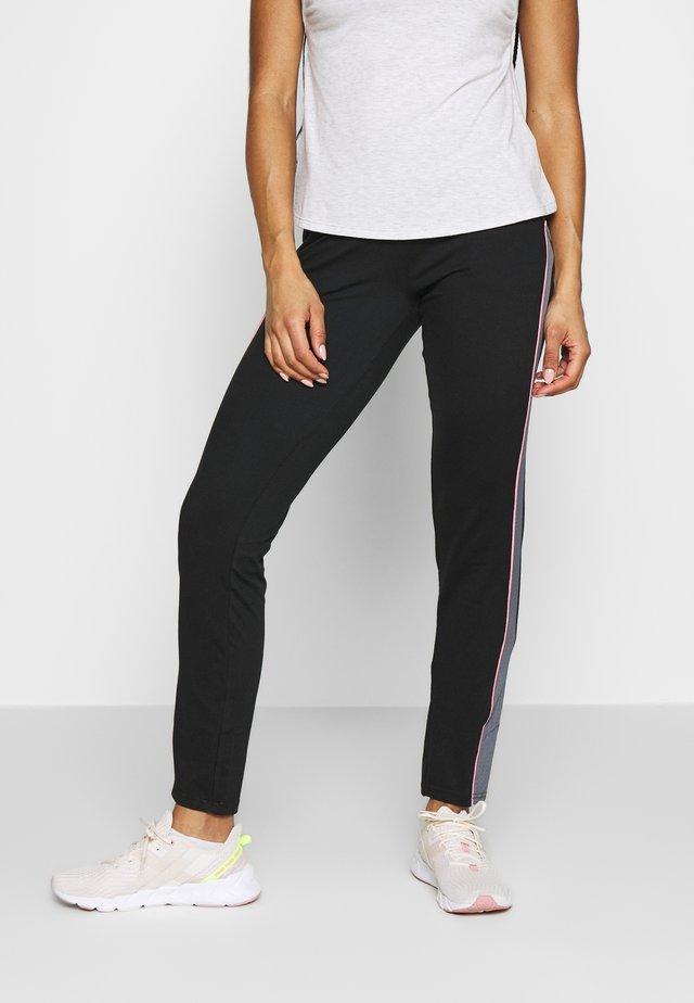 ONPJOY ATHL PANTS - Pantalon de survêtement - black