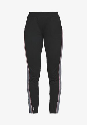 ONPJOY ATHL PANTS - Teplákové kalhoty - black