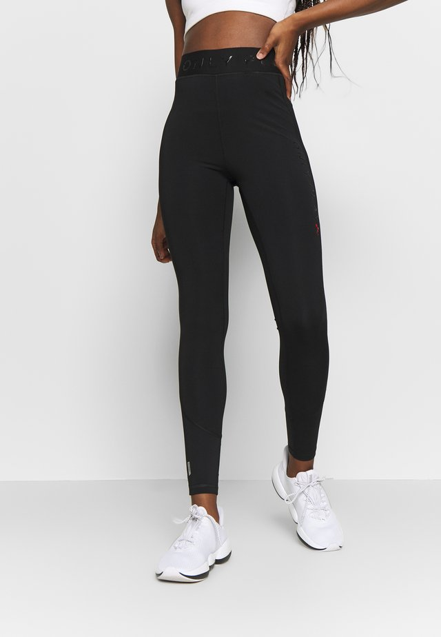 ONPPERFORMANCE TRAINING - Tights - black