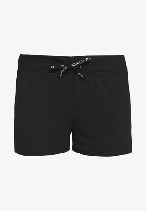 ONPPERFORMANCE SHORTS - Pantalón corto de deporte - black