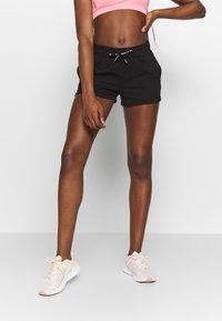 ONLY Play - ONPPERFORMANCE SHORTS - Sports shorts - black - 0