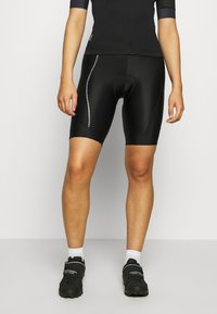 ONLY Play - ONPPERFORMANCE BIKE SHORTS - Tights - black - 0