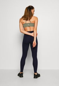 ONLY Play - ONPMILEY LIFE  - Leggings - maritime blue/white gold - 2