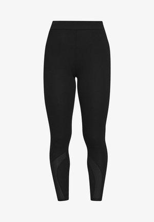 ONPFRIDA LIFE LEGGINGS - Legging - black/white