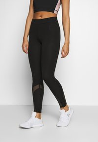 ONLY Play - ONPFRIDA LIFE LEGGINGS - Trikoot - black/white - 0