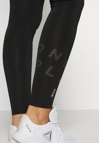 ONLY Play - ONPMILEY TRAINING  - Tights - black/white gold - 5
