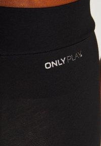 ONLY Play - ONPMAGDALENA LIFE LEGGINGS - Punčochy - black - 4