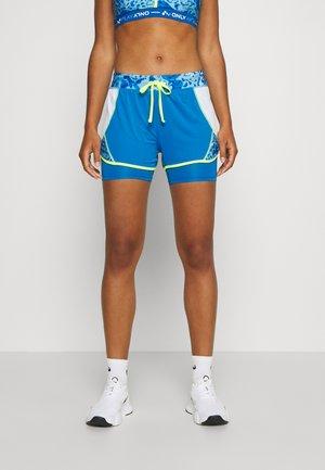 ONPANGILIA LIFE  - Pantalón corto de deporte - imperial blue/white