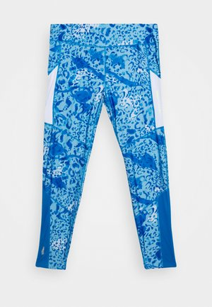 ONPANGILIA LIFE  - Tights - imperial blue/white