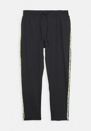 ONPADOR PANTS CURVY - Tracksuit bottoms - black