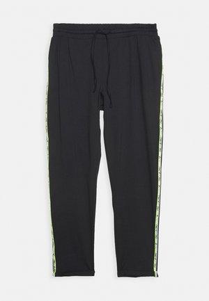 ONPADOR PANTS CURVY - Joggebukse - black