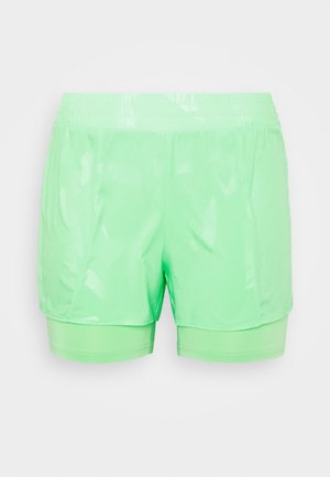 ONPMADI LOOSE TRAINING SHORTS - Pantalón corto de deporte - green ash