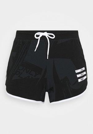 ONPMAUREEN LIFE  - Pantaloncini sportivi - black
