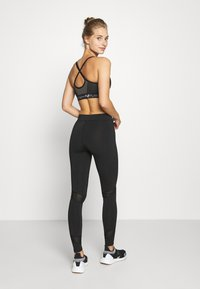 ONLY Play - ONPAZZIE TRAINING - Legginsy - black/black - 2