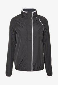 ONLY Play - ONPPERFORMANCE RUN JACKET - Sports jacket - black - 4