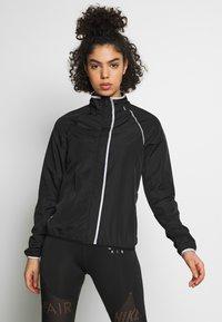 ONLY Play - ONPPERFORMANCE RUN JACKET - Sports jacket - black - 0