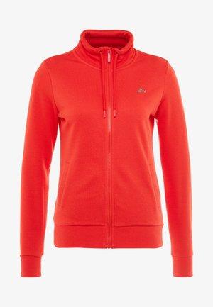 ONPELINA HIGH NECK OPUS - Training jacket - flame scarlet