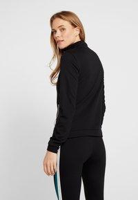 ONLY Play - ONPNAHLA  - Zip-up hoodie - black - 2