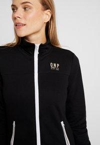 ONLY Play - ONPNAHLA  - Zip-up hoodie - black - 5